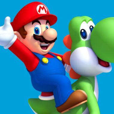 Filtran imágenes de Super Nintendo World