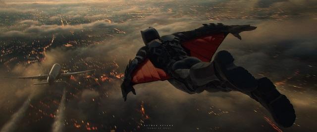 Fanart Batman Beyond