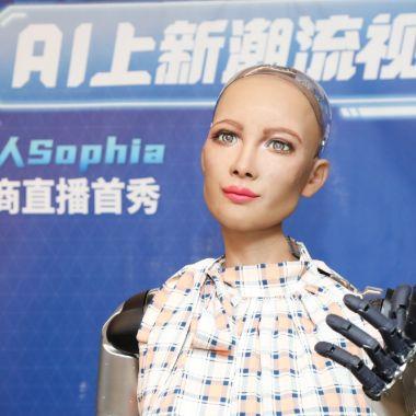 Robot Sophia será fabricado en masa