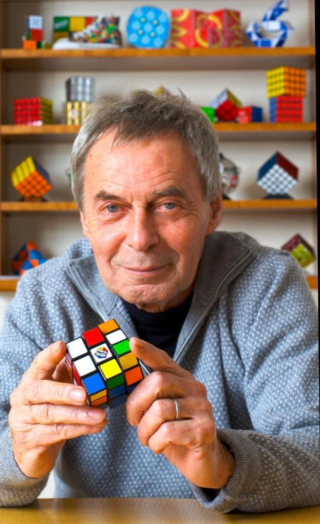 Preparan película y programa del cubo de Rubik