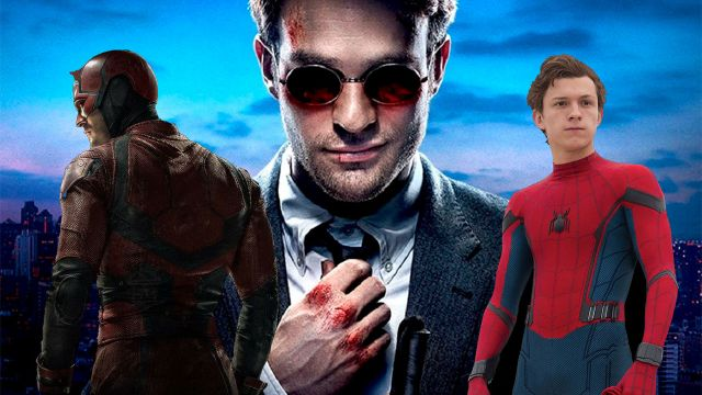 Daredevil en Spider Man 3
