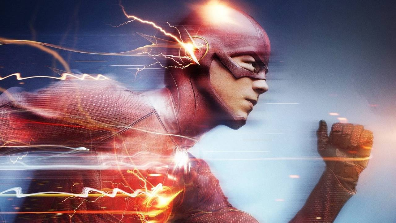 Temporada 7 The Flash