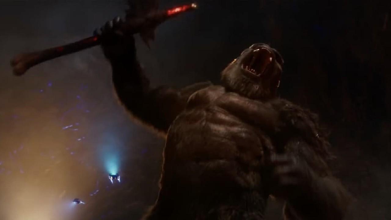 Kong en Godzilla vs Kong