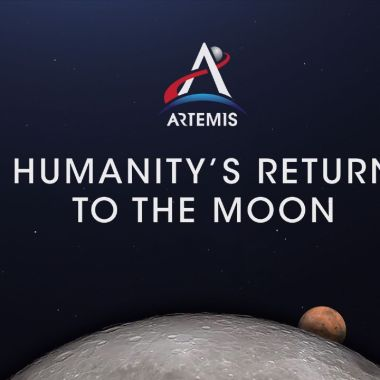 La NASA está en las pruebas finales del magacohete que llevará a la primer mujer a la Luna