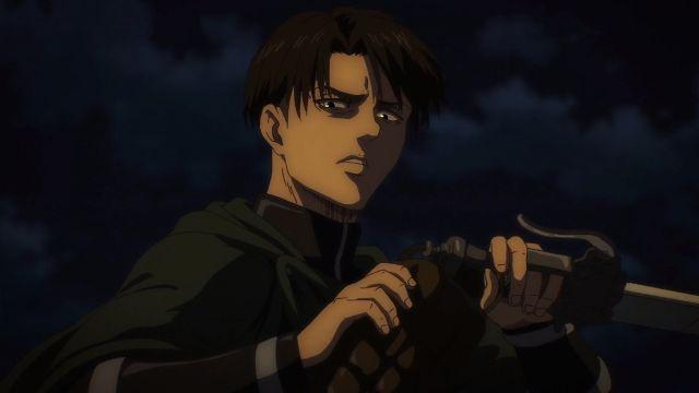 Levi Ackerman Shingeki no Kyojin