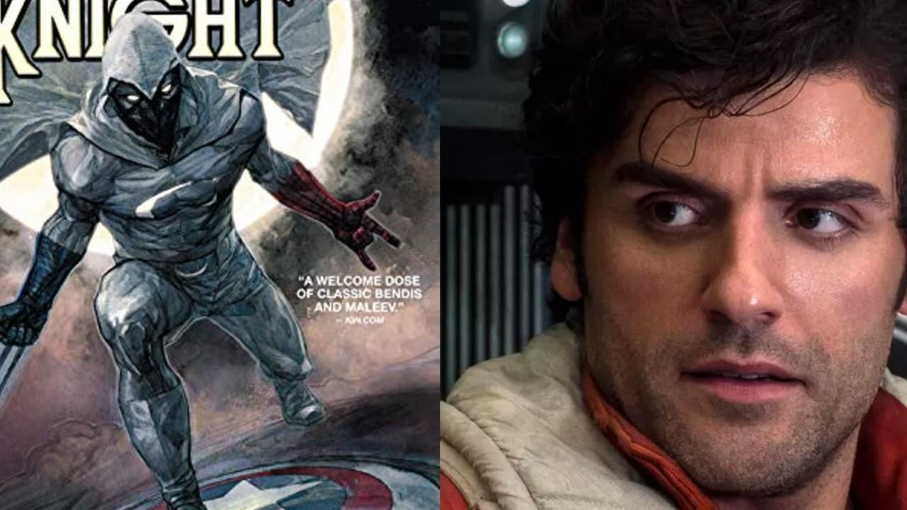 Marvel: Confirman a Oscar Isaac en Moon Knight