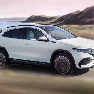 Mercedes-Benz lanzará su nuevo SUV eléctrico