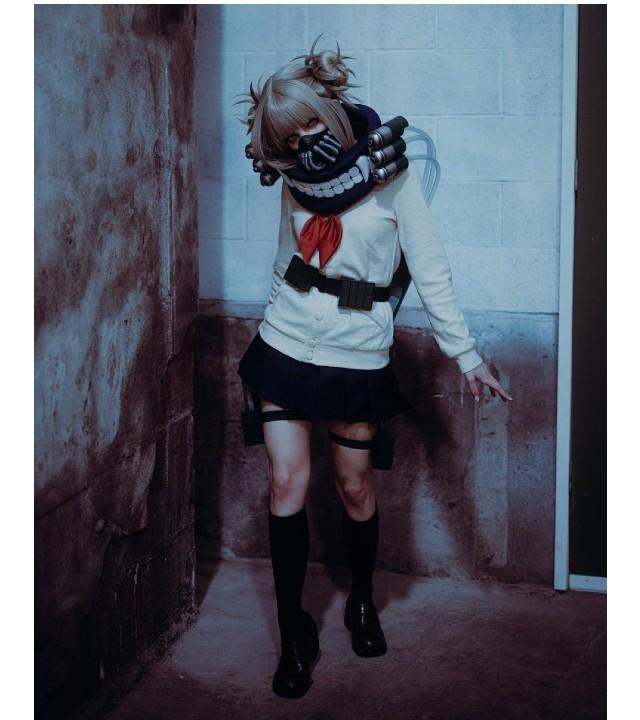 My Hero Academia: Chica realiza un espectacular cosplay de Himiko Toga
