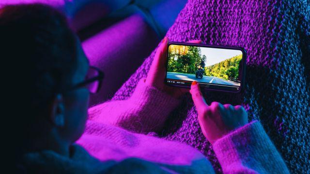 Netflix prueba su temporizador de sueño
