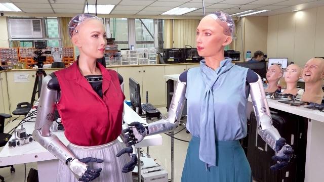 El robot Sophia se producirá en masa en 2021