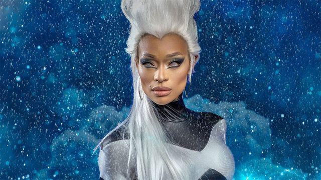 Storm X-Men cosplay