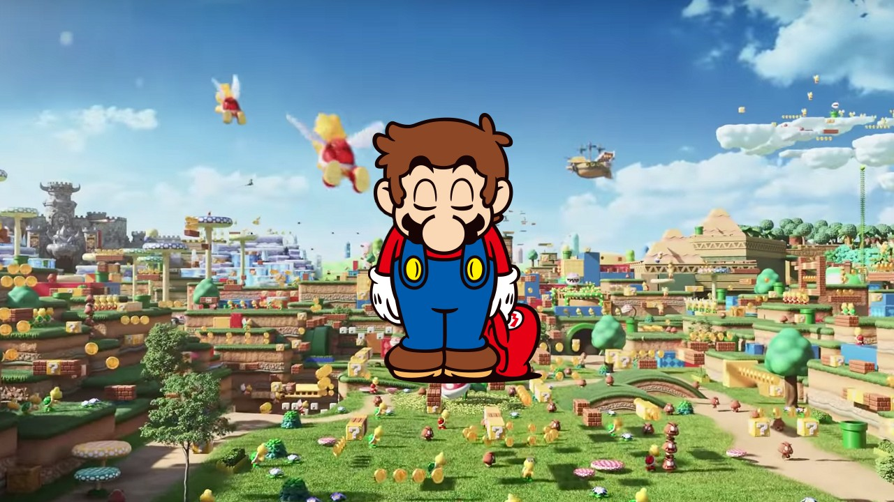 Parque temático de Super Nintendo Wolrd