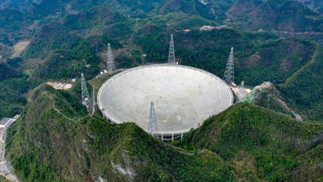 Telescopio FAST prestará servicios a científicos internacionales