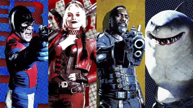 The Suicide Squad: HBO Max muestra las primeras escenas del equipo en acción