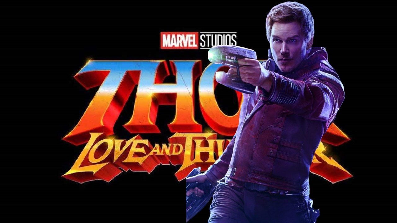 Star Lord en Filtración revela un crossover de Guardians of the Galaxy en Thor: Love and Thunder