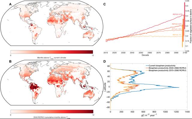 Científicos advierten que la Tierra llegará a un punto crítico de inflexión de temperatura