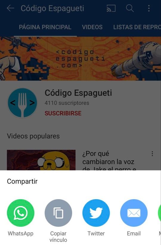 Así puedes agregar videos de YouTube a estados de WhatsApp