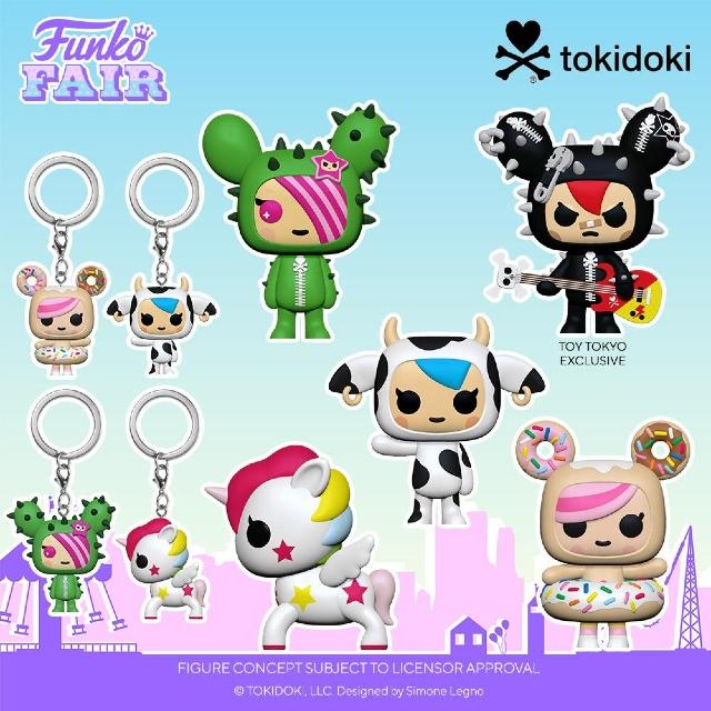 Funko Tokidoki 2021