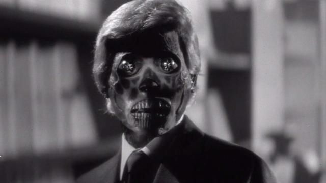 They LIve (Sobreviven) película de John Carpenter