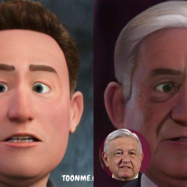 ToonMe la app para convertirte en personaje de Disney