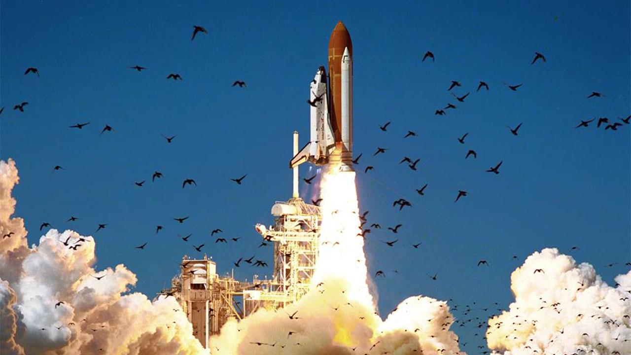 Transbordador Challenger NASA