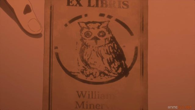 william minerva búho