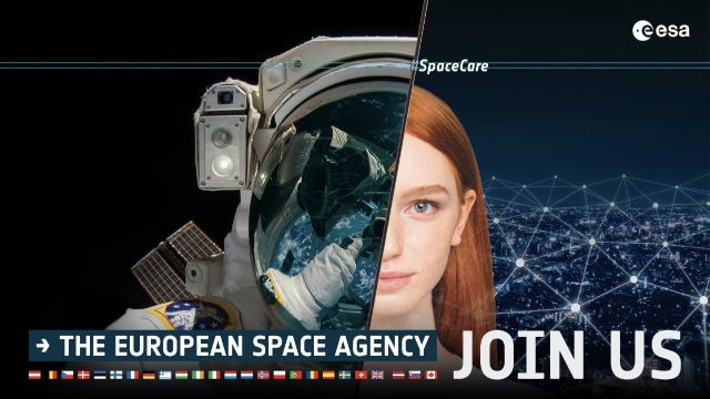 Agencia Espacial Europea busca astronautas después de 10 años