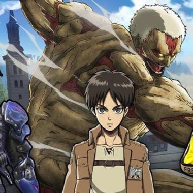Attack on Titan tendrá una colaboración con Free Fire próximamente