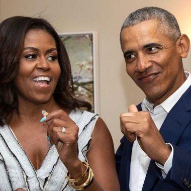 Los Obama preparan seis proyectos para Netflix
