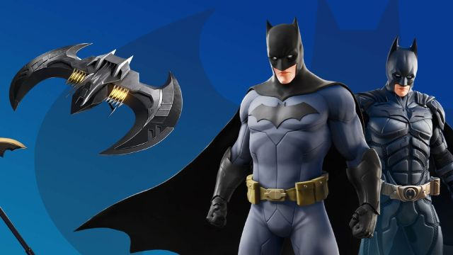 DC y Fortnite lanzarán un cómic de Batman