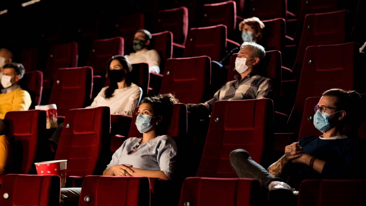 Cines de CDMX y Edomex tienen luz verde para reabrir