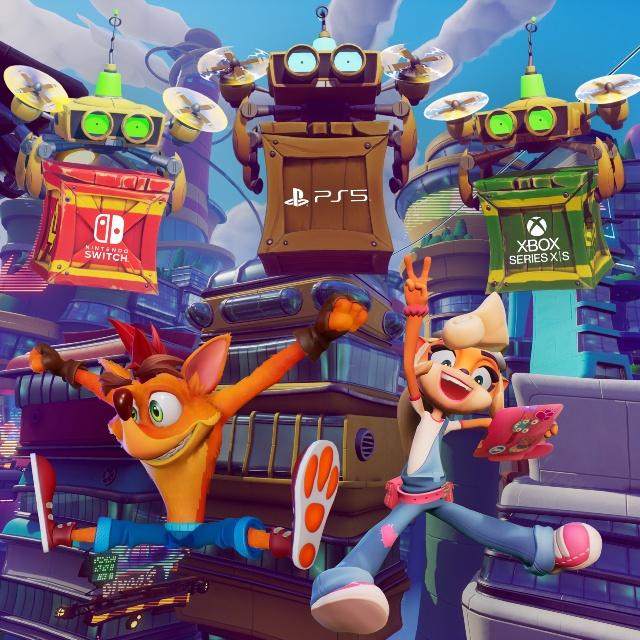 Crash Bandicoot 4 ya tiene fecha de llegada a las nuevas consolas