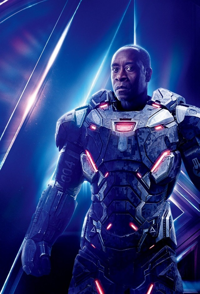 Don Cheadle tendrá participación en The Falcon and the Winter Soldier