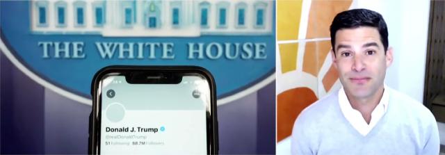 Twitter no permitirá el regreso de Donald Trump