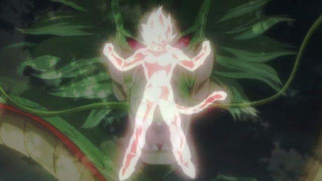 yamoshi dragon ball super saiyajin legendario