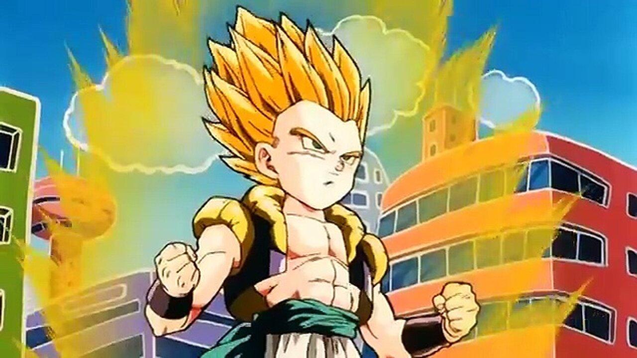 dragon ball ranking poder fusión gotenks
