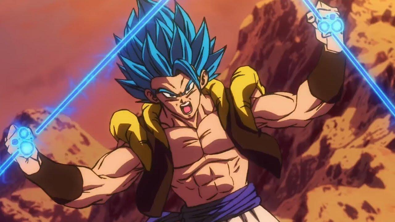 dragon ball super ranking poder fusiones gogeta