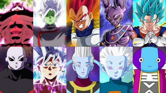 Dragon Ball los más poderosos