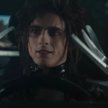 Edgar Scissorhands