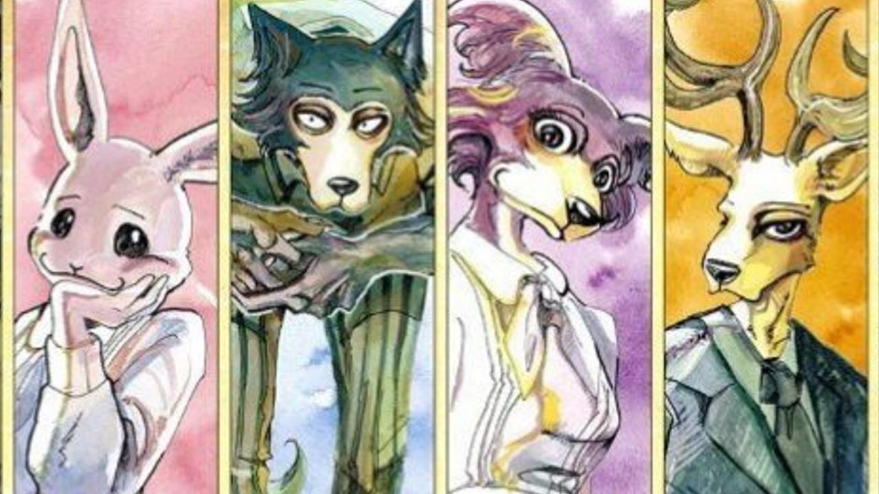 Fan Art imagina a los personajes principales de Beastars en su versión humana