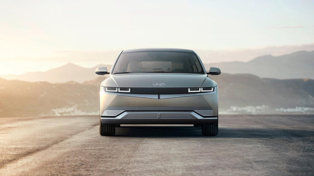 El IONIQ 5 de Hyundai es el vehículo 100% eléctrico
