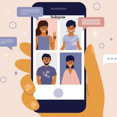 Instagram tendrá transmisiones para cuatro usuarios