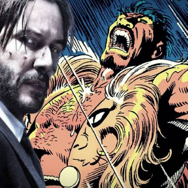 Keanu Reeves Kraven the Hunter