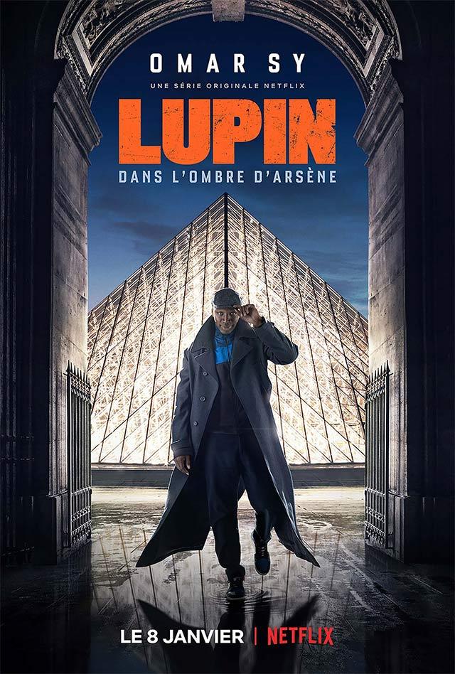 Lupin Netflix Reseña