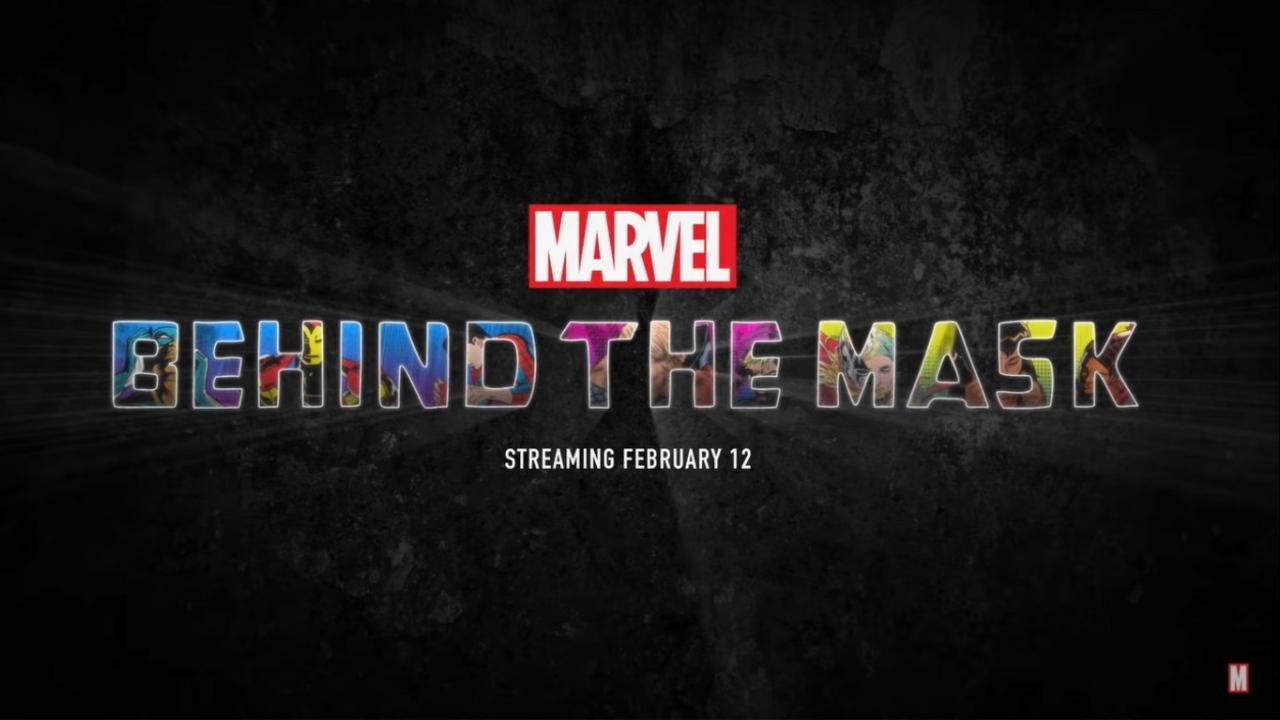 Marvel's Behind the Mask estrena su tráiler oficial
