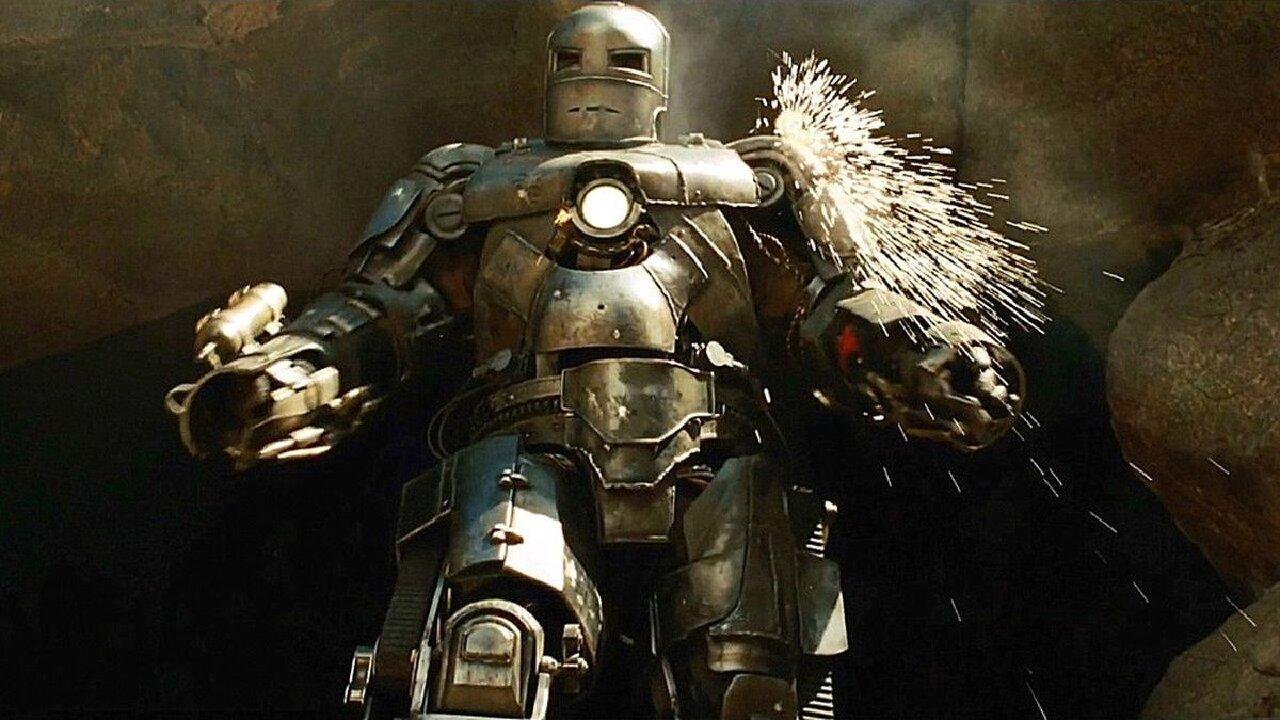 iron man marvel traje clásico