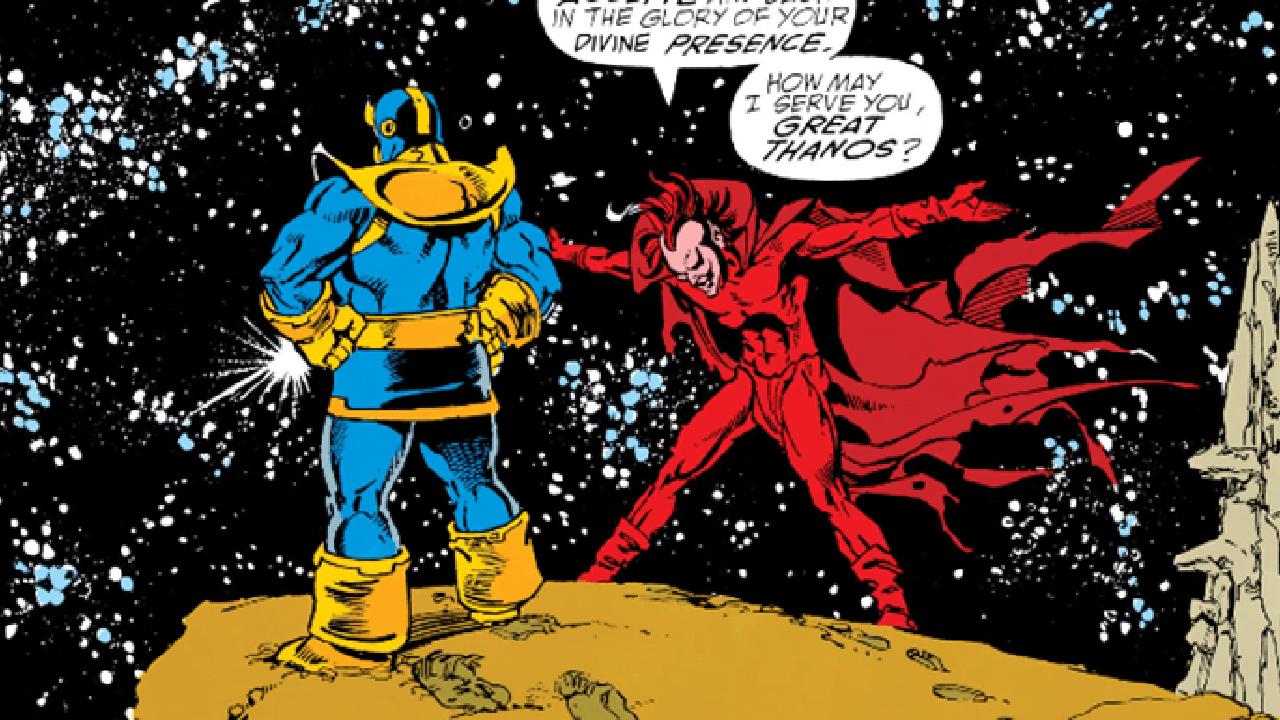mephisto thanos marvel comics