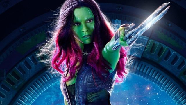 Marvel: Chica recrea de manera increíble a Gamora con este cosplay