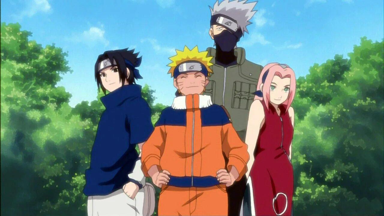 Naruto: ¿Cuál es la edad de Naruto Uzumaki y el resto del Equipo 7? |  Código Espagueti
