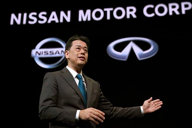 Nissan levanta la mano para fabricar el Apple Car